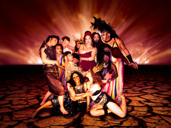 Giant Entertainment presents City Dionysia