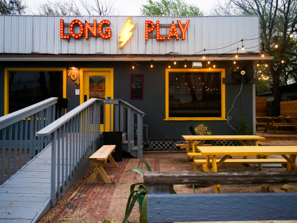 The Long Play Lounge Austin