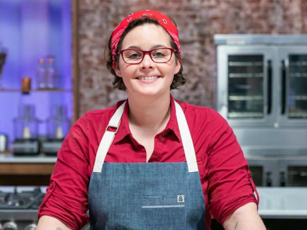 Yolanda Diaz Geraldine's Best Baker America