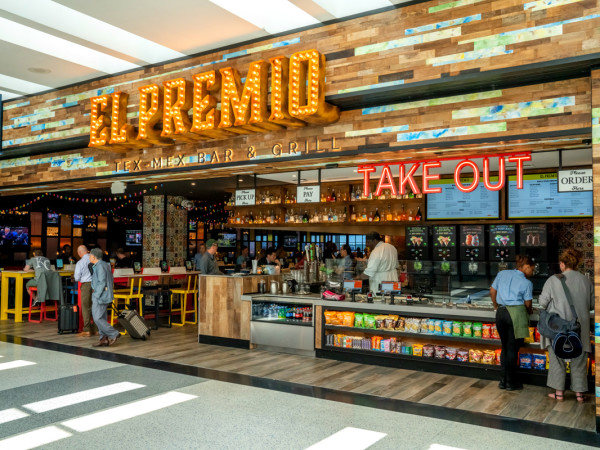 El Premio Bush Intercontinental Airport