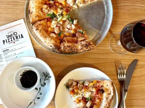 Unit-D Pizzeria Austin
