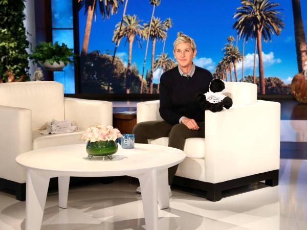Ellen Degeneres TV show