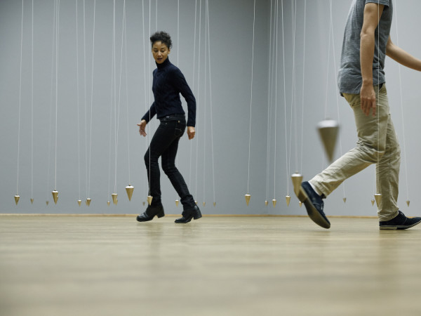 """William Forsythe's: Choreographic Objects"""