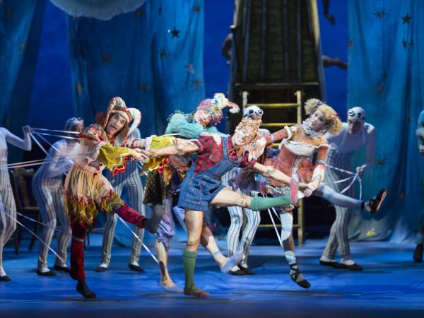 Texas Ballet Theater Pinocchio