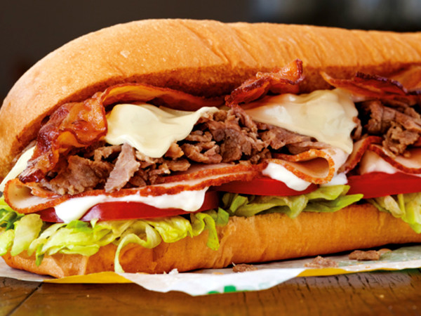 Drive-Thru Gourmet - Subway Steak Club