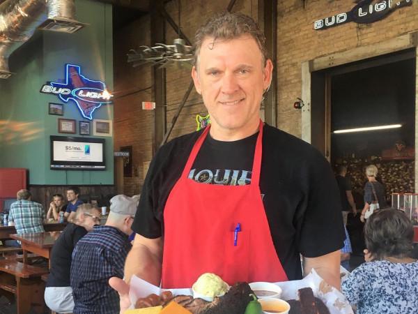 Wayne Mueller Louie Mueller Barbecue