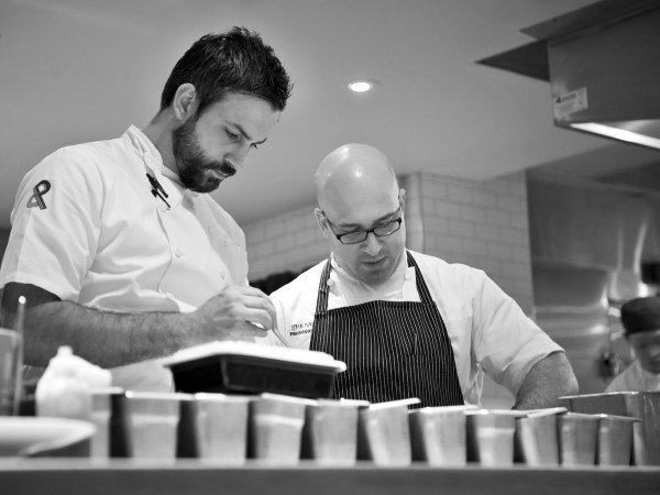 Seth Siegel-Gardner Terrence Gallivan The Pass & Provisions
