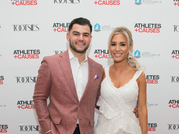 Houston Astros Team Up 4 Kids and K9s 2019 Lance and Kara McCullers