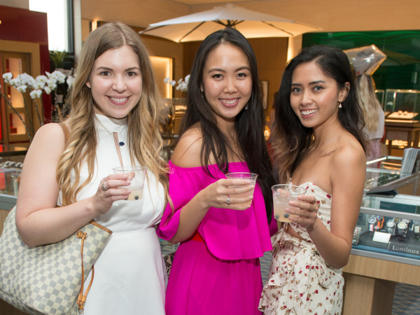 Deutsch Belles and Baubles 2019 Jillian Goltzman, Susan Nguyen, Danmarie Bunag