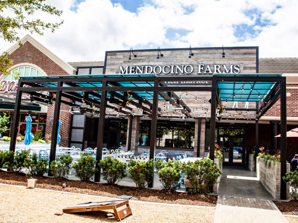 Mendocino Farms Rice Village exterior