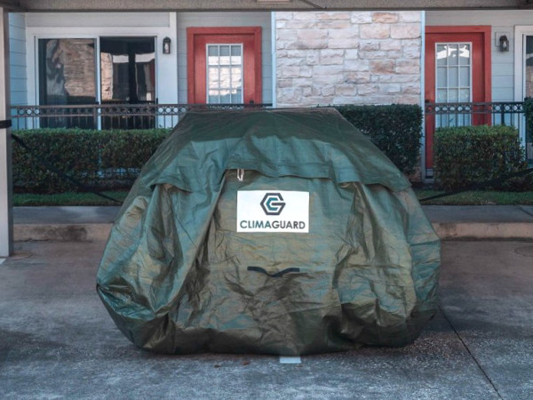 ClimaGuard car flood protection