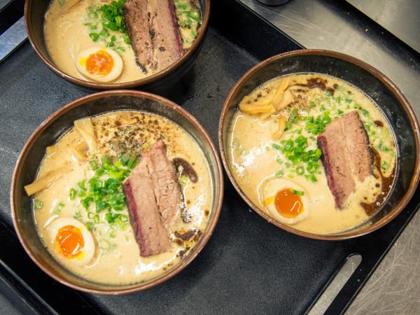 Truth BBQ Ramen Tatsu-ya smoked shoyu ramen