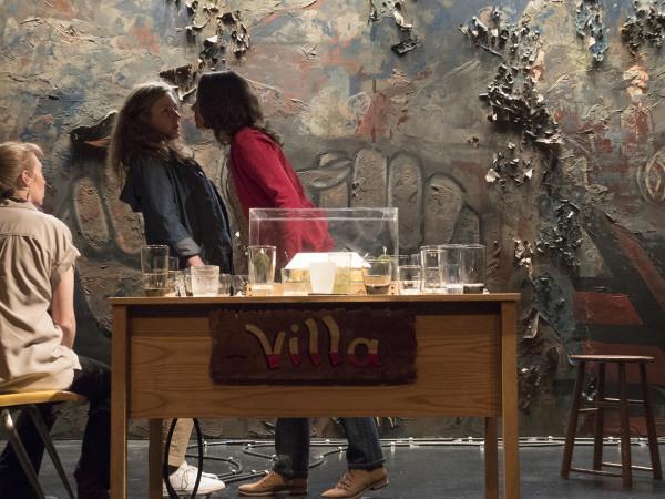 The Play Company's NYC production of Villa