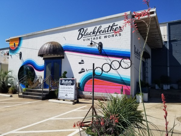 Blackfeather Vintage Works in Austin