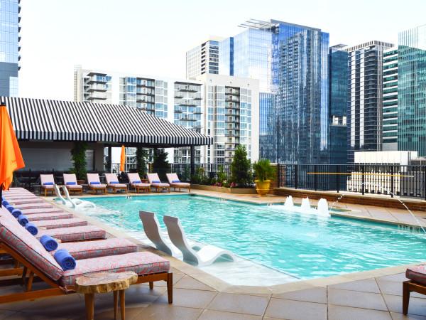 Hotel Zaza Austin hotel