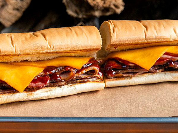 Drive-Thru Gourmet - Subway's Pit Smoked Sandwich