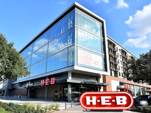 H-E-B Buffalo Heights Houston