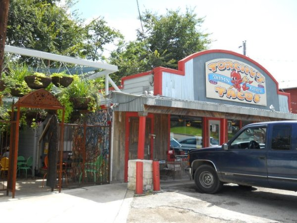 Torchy's Tacos original South First location