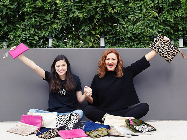 Kellie Rasberry, Emma Kelly handbags