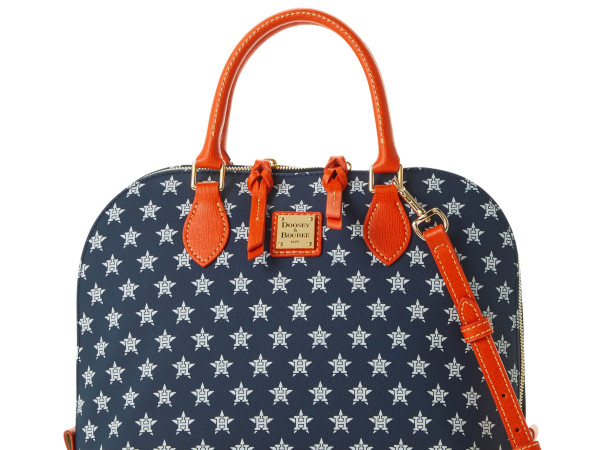 Where to shop Astros World Series 2019 Dooney & Bourke satchel