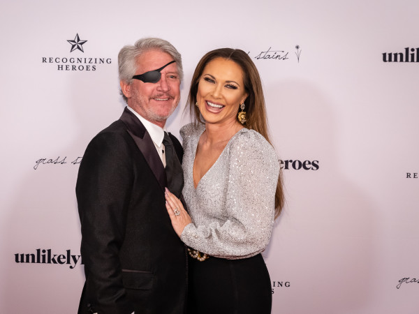 Rich Emberlin, LeeAnne Locken