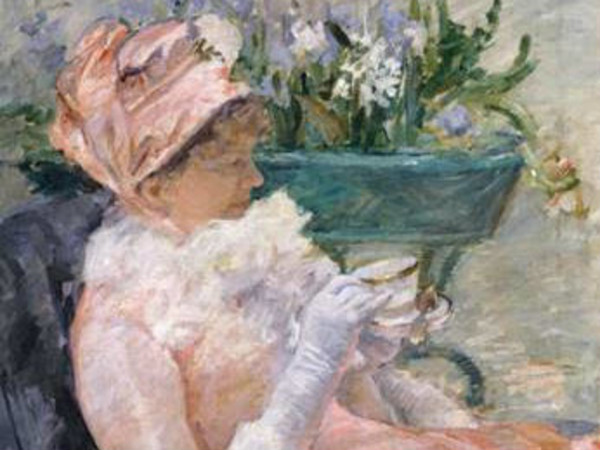 Mary Cassatt The Cup of Tea cropped
