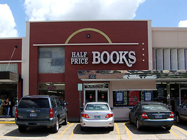 Half Price Books Rice Village