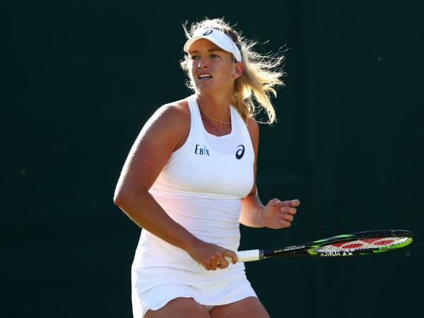 Coco Vandeweghe tennis