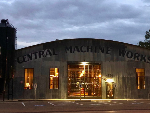 Central Machine Works Brewery Austin