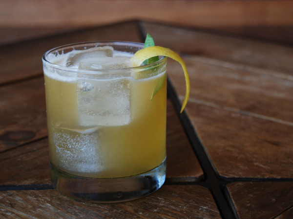 Dancing Outlaw cocktail