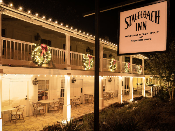 Stagecoach Inn holiday