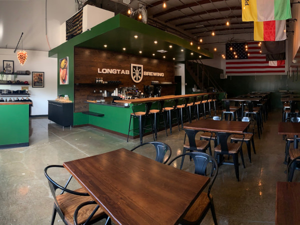 Longtab Brewing San Antonio