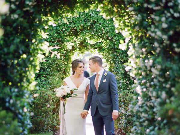 Real Weddings Houston Tyna Micah Manzano