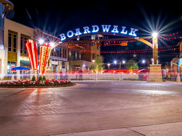 The Boardwalk at Towne Lake