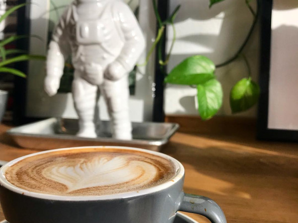 Giant Leap Coffee espresso