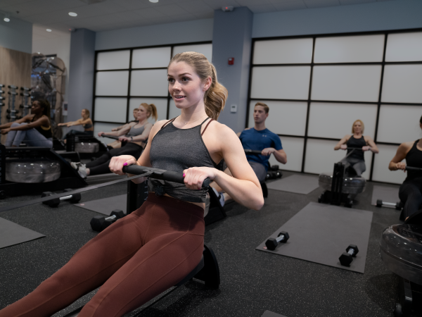 CityRow rowing fitness studio