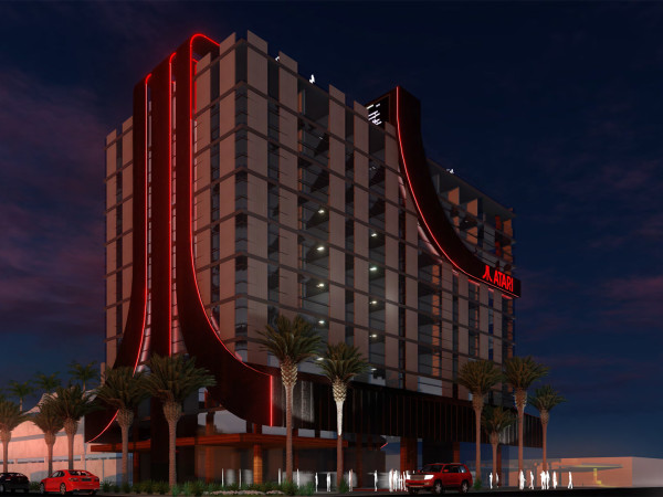 Atari hotel austin
