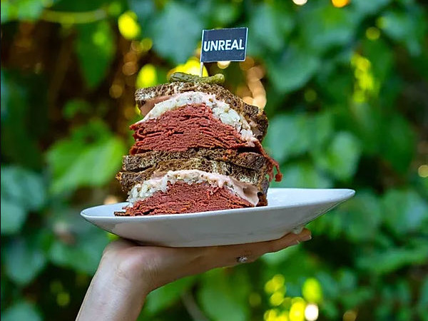Unreal Deli corned beef