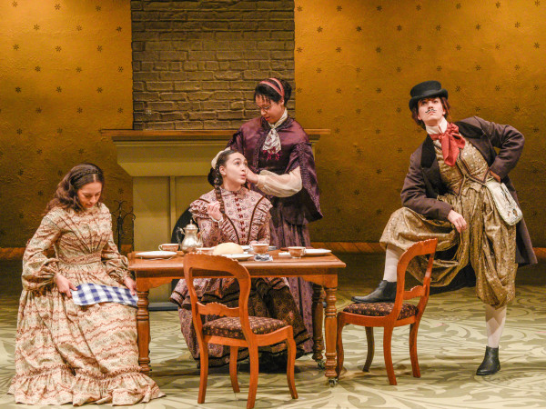 Dallas Theater Center presents Little Women