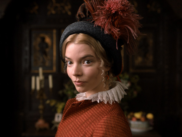 Anya Taylor-Joy in Emma