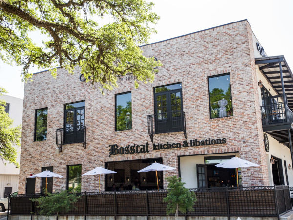 Bosscat Kitchen exterior