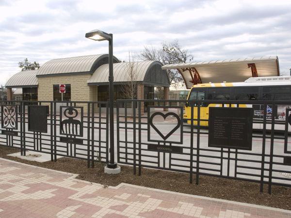 DART transfer station