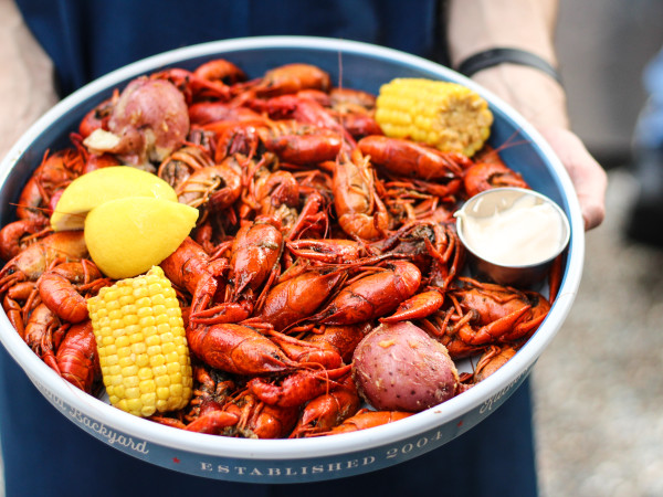 Goode Company crawfish