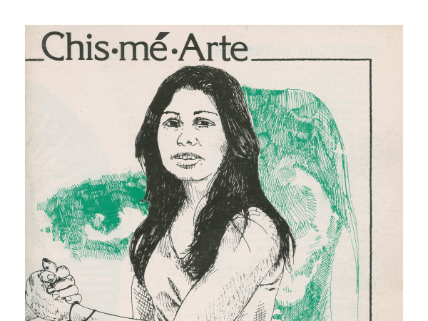 "MFAH Sybil Venegas, ""Conditions for Producing Chicana Art,"" Chismearte, 1977"