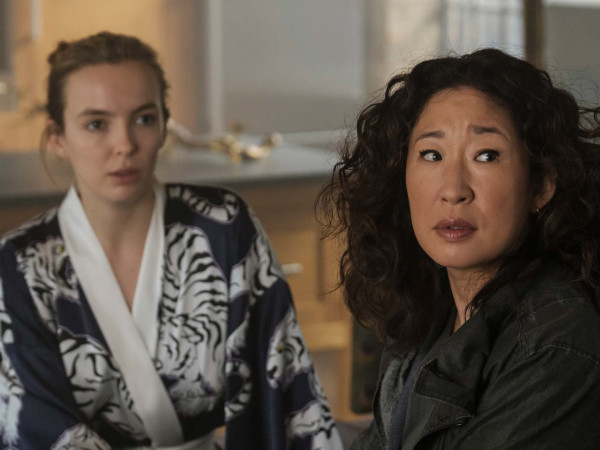 Killing Eve BBC