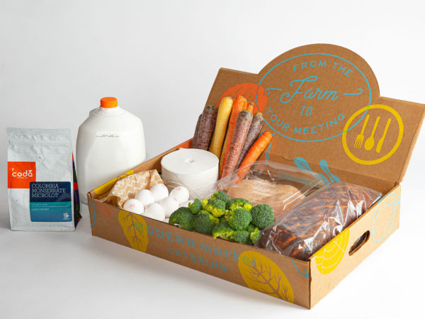 Modern Market pantry kit