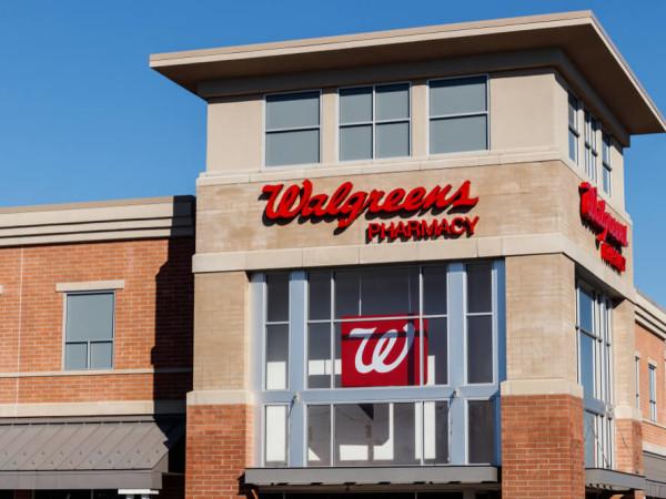 Walgreens exterior