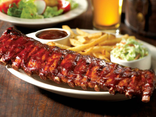 T.G.I. Friday's, ribs