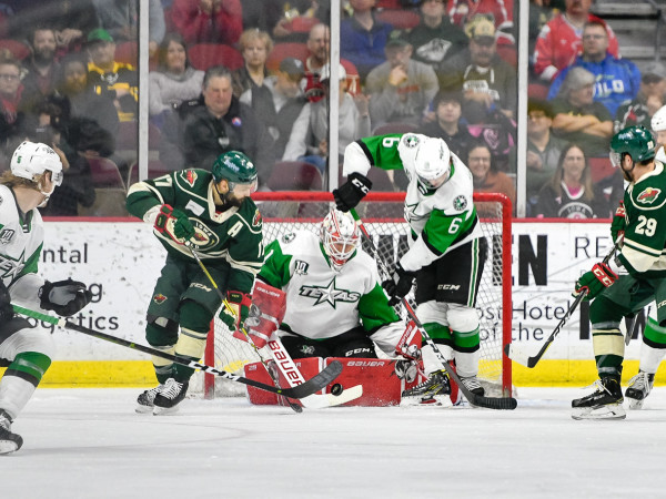 Texas stars hockey austin
