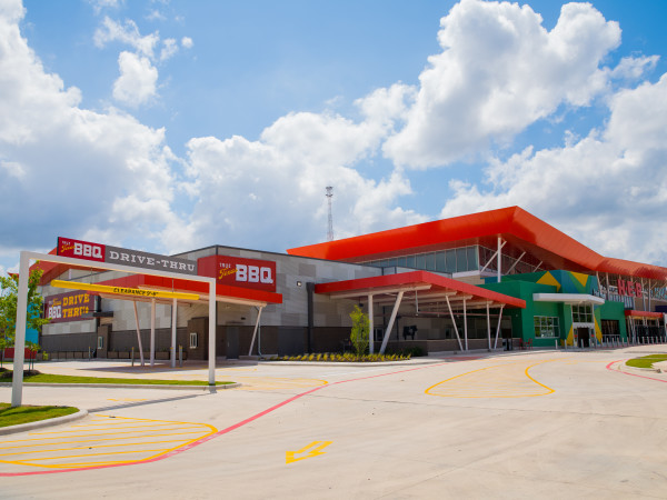 H-E-B store south first william cannon